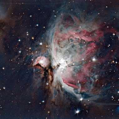 La nébuleuse d'Orion par Julien_Looten