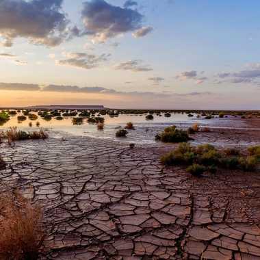 L'orage au désert par saharadz
