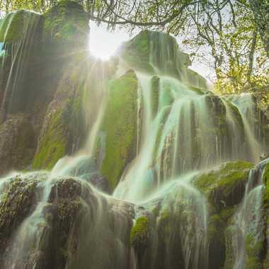 soleil et eau  par brj01