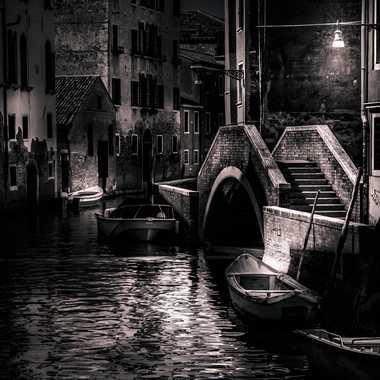 Venezia, Ponte di note par 3pphoto