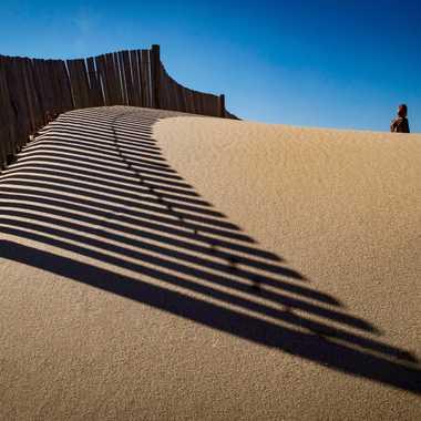 Ombre et dune  par Slowdef@gmail.com