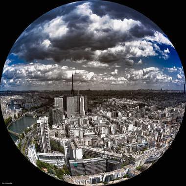 Planete Paris par Stéphane Sda