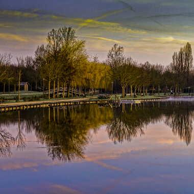 Reflet par Jerome Rabille