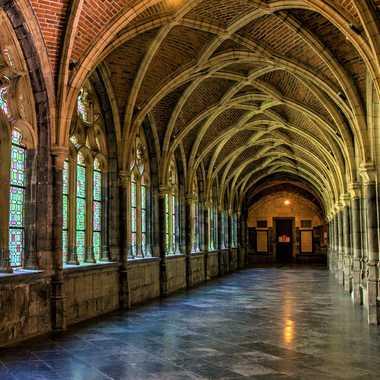 Cathédrale de Liège 2 par bleu