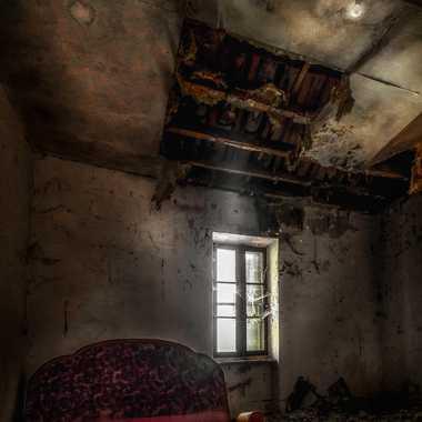 Chambre Mansardée par FredoRoiDuVelo