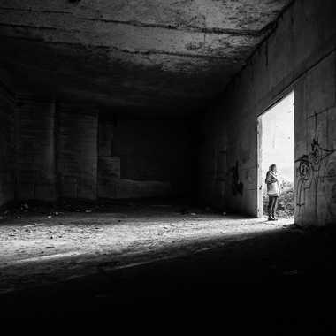 Rester dans la lumière par Dav.sv
