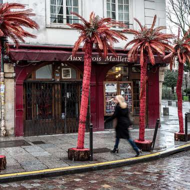 Paris Plage ? par Buissem