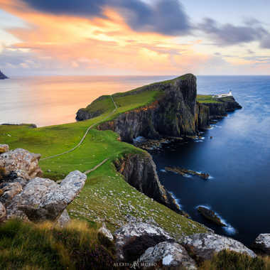 Neist Point Lighthouse par AlexM