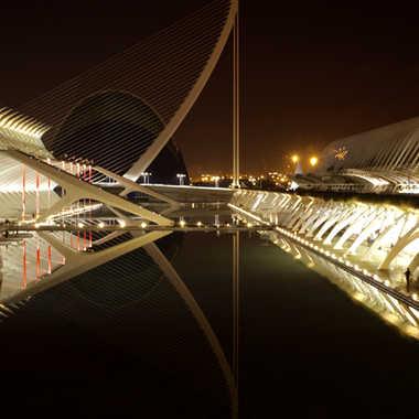 Reflet de nuit par Vicente.V