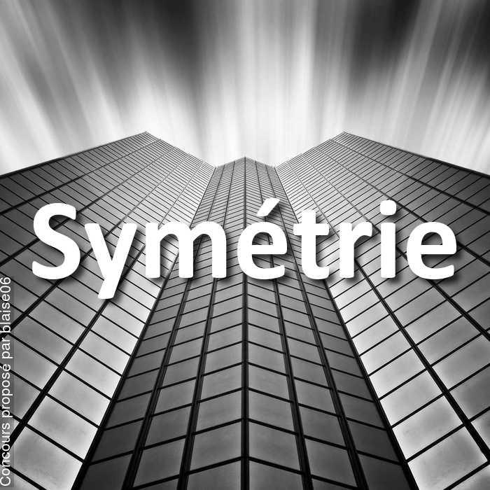 Concours Photo - Symétrie