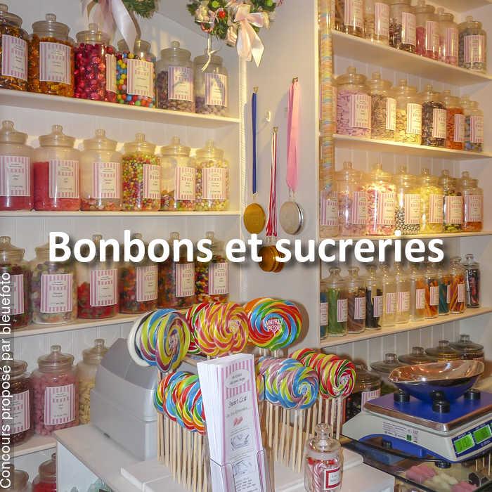 Concours Photo - Bonbons et sucreries