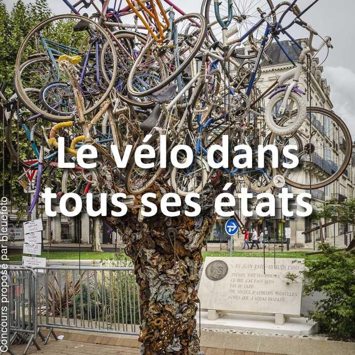 Concours Photo - Le vélo dans tous ses états