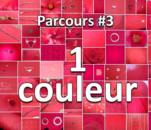 Concours Photo - 1 couleur (parcours 52)