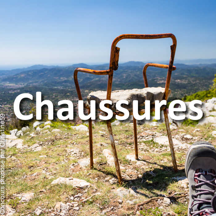 Concours Photo - Chaussures