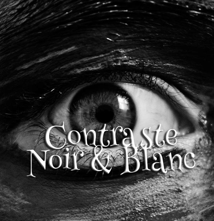 Concours Photo - Contraste Noir et Blanc