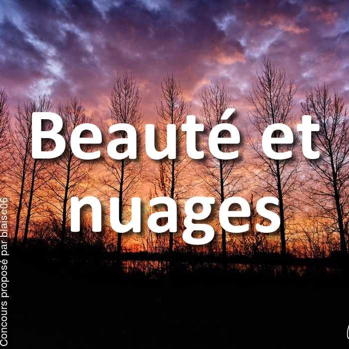 Concours Photo - Beauté et nuages