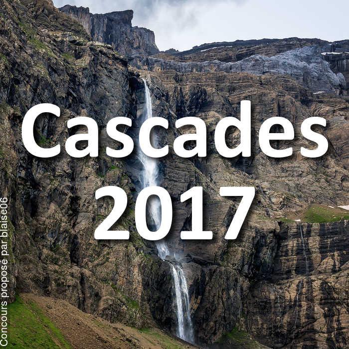 Concours Photo - Cascades 2017
