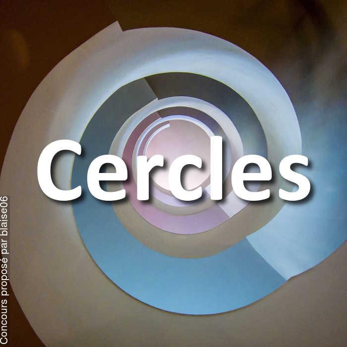 Concours Photo - Cercles