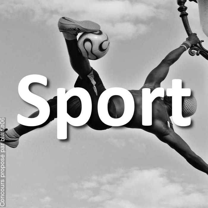Concours Photo - Sport