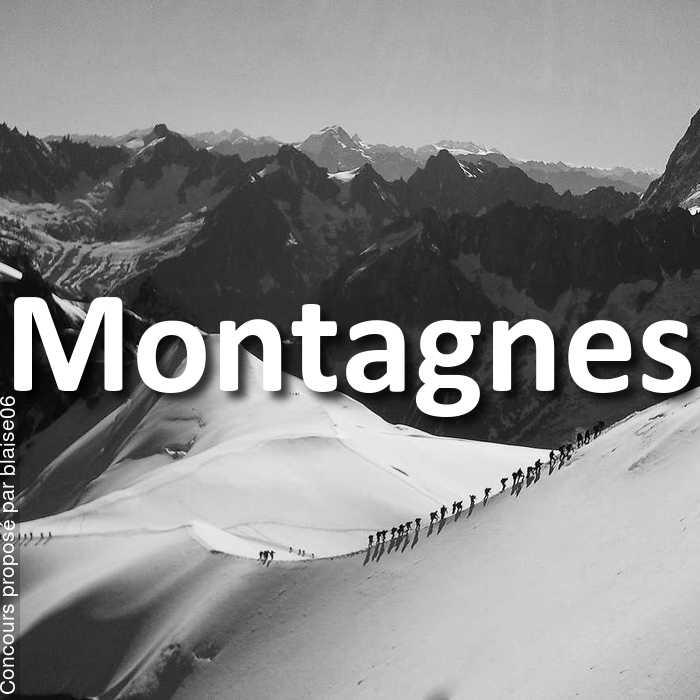 Concours Photo - Montagnes