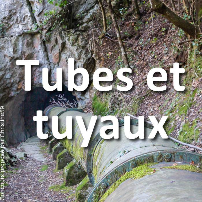Concours Photo - Tubes et tuyaux