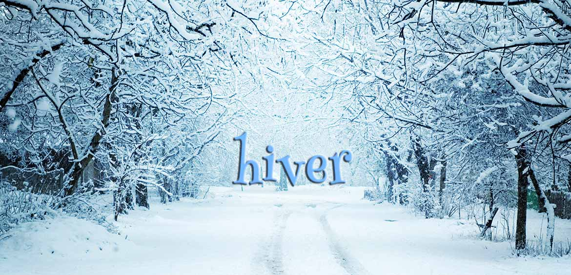 Concours Photo - Hiver