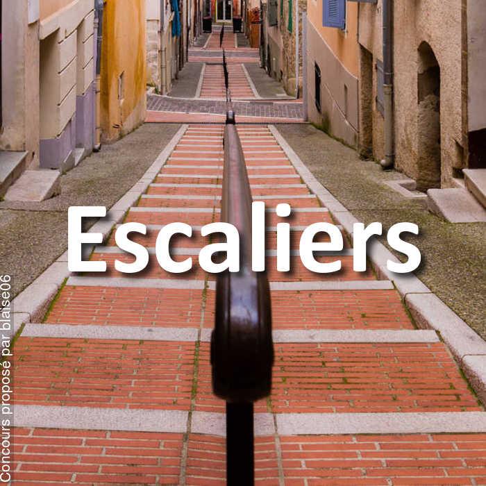 Concours Photo - Escaliers
