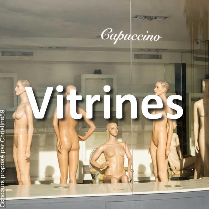Concours Photo - Vitrines
