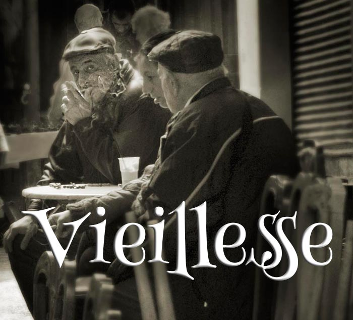 Concours Photo - Vieillesse