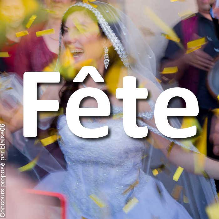 Concours Photo - Fête