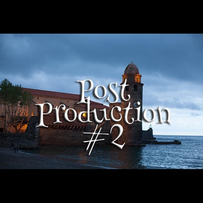 Concours Photo - Post Production 2