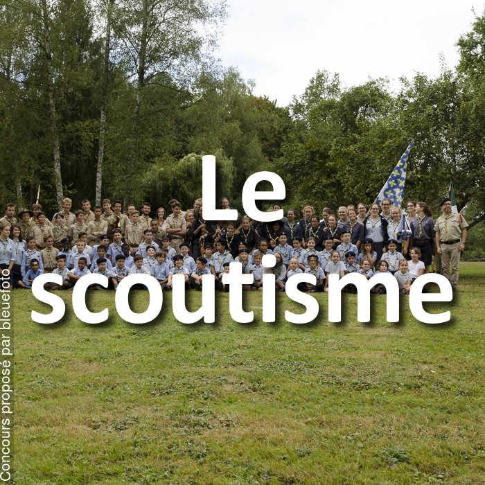 Concours Photo - Le scoutisme