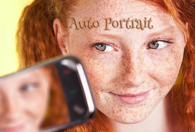 Concours Photo - Auto-Portrait