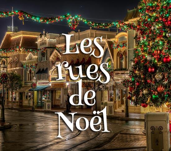 Concours Photo - Les rues de Noel