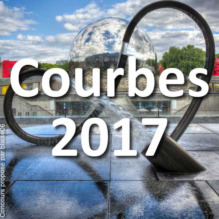 Concours Photo - Courbes 2017