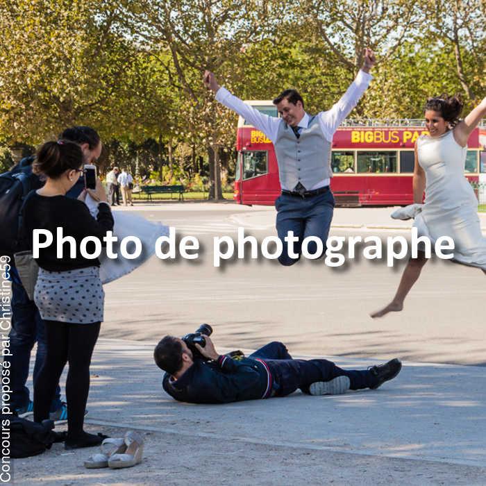 Concours Photo - Photo de photographe
