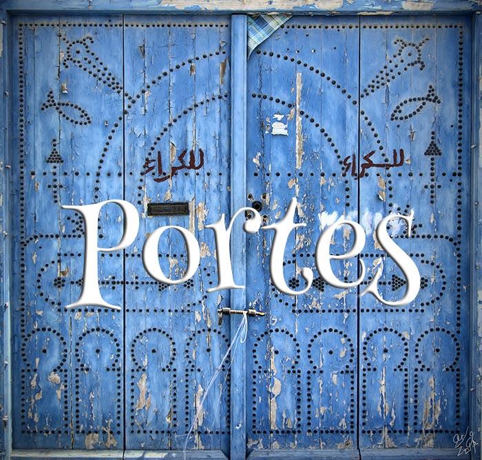 Concours Photo - Portes