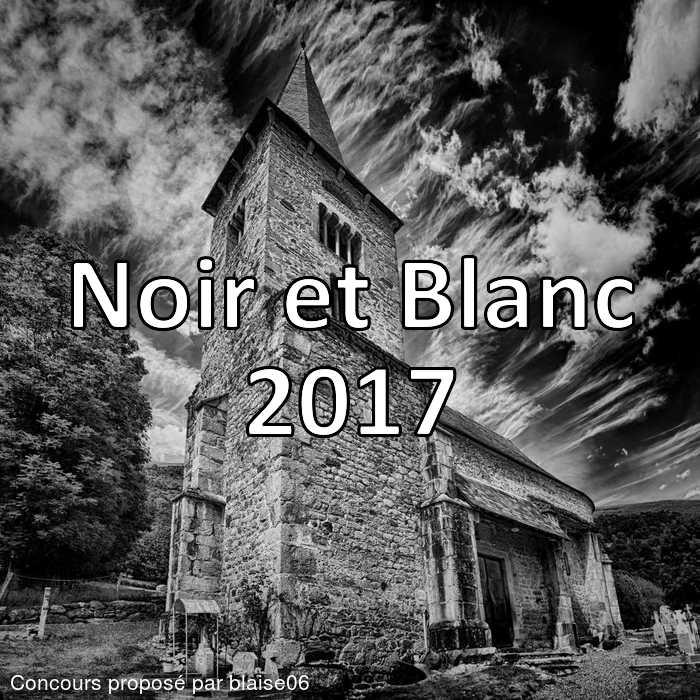 Concours Photo - Noir et Blanc 2017