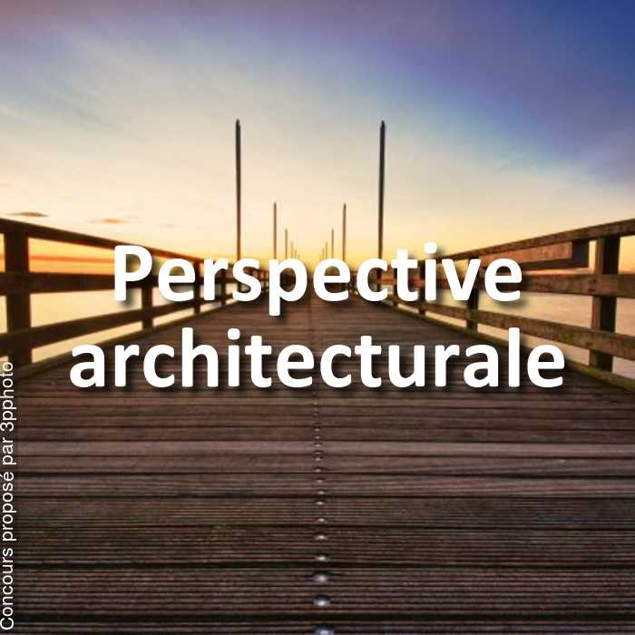 Concours Photo - Perspective architecturale