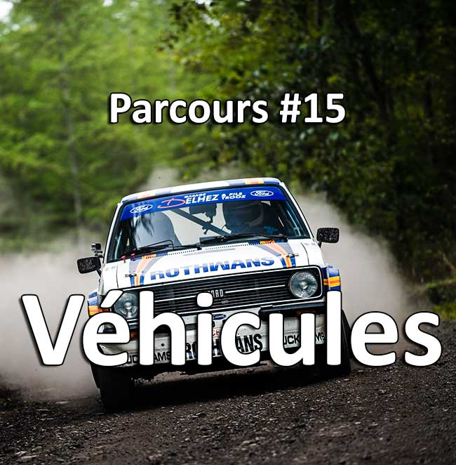 Concours Photo - Véhicules (Parcours 52)