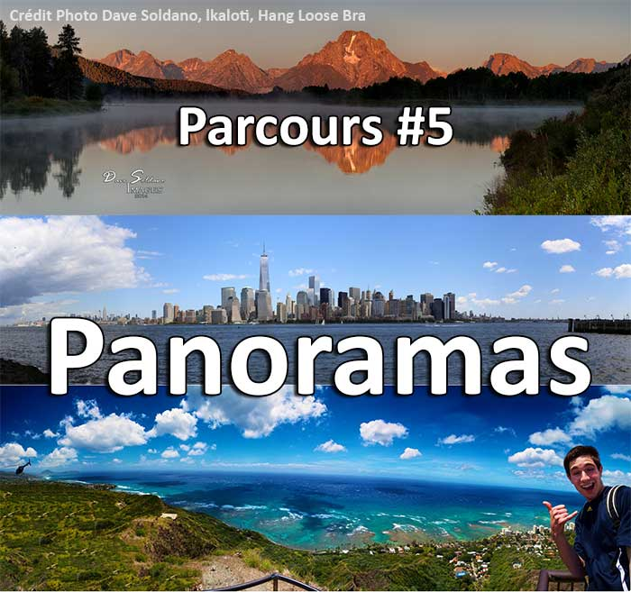 Concours Photo - Panoramas (Parcours 52)