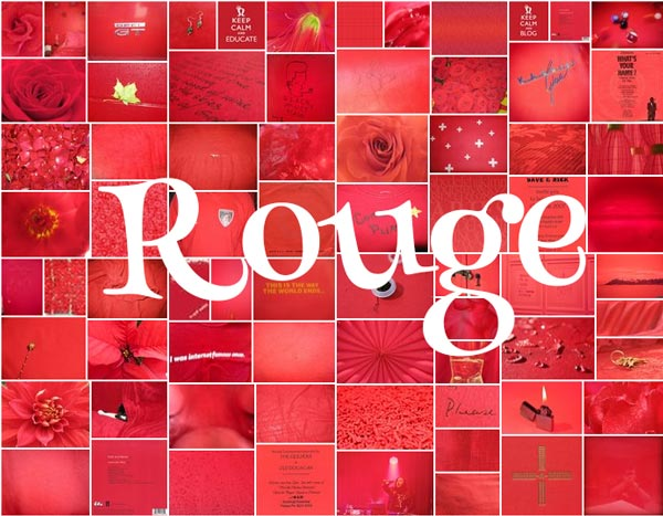 Concours Photo - Rouge