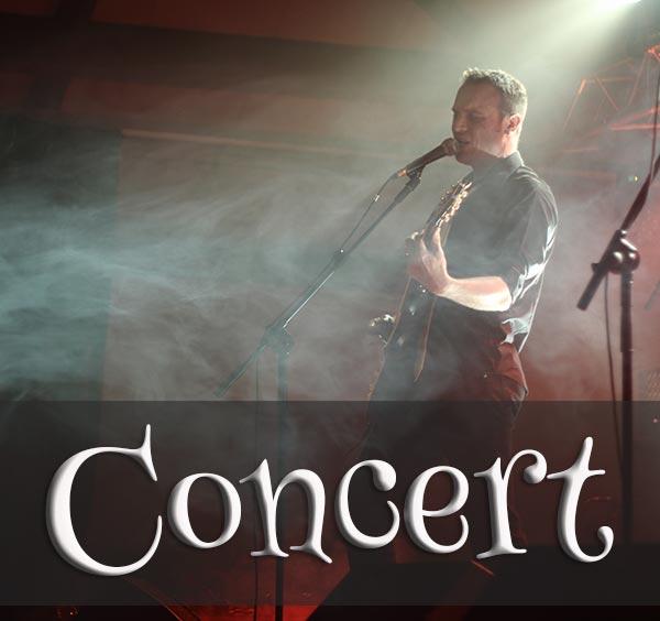 Concours Photo - Concert