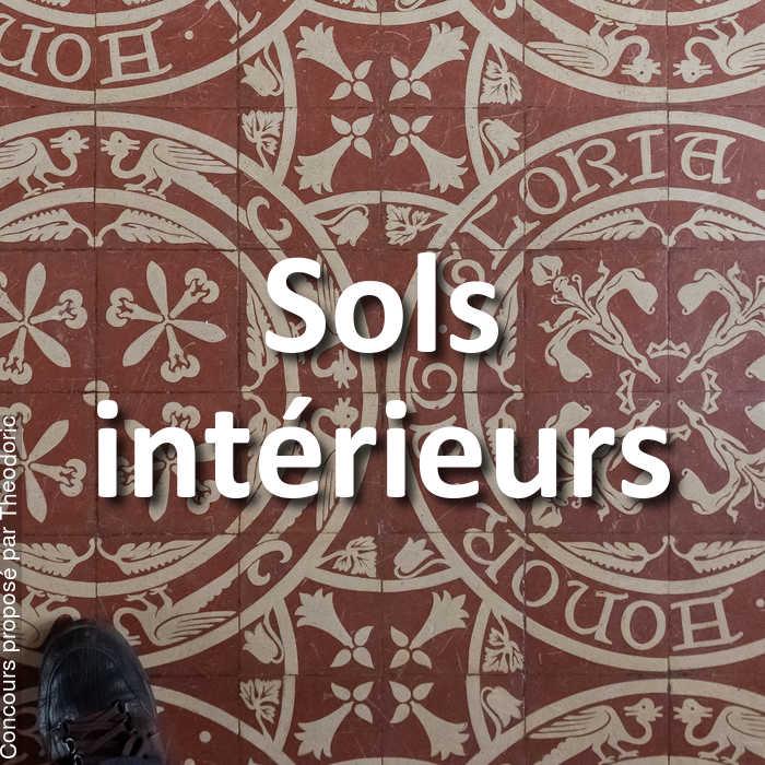 Concours Photo - Sols intérieurs