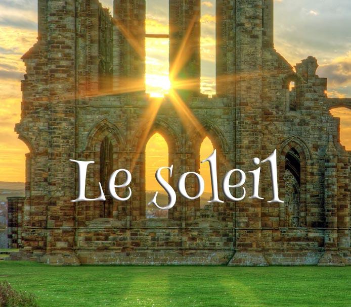Concours Photo - Le Soleil