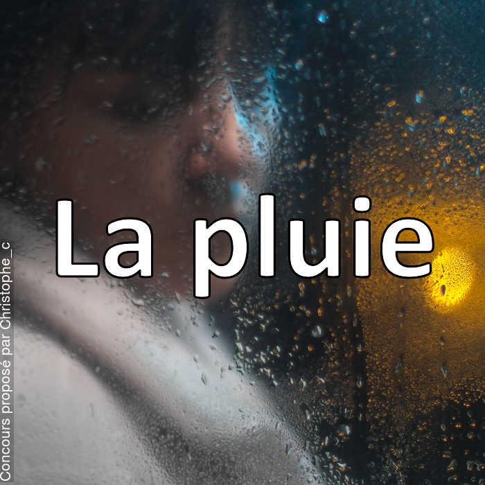 Concours Photo - La pluie