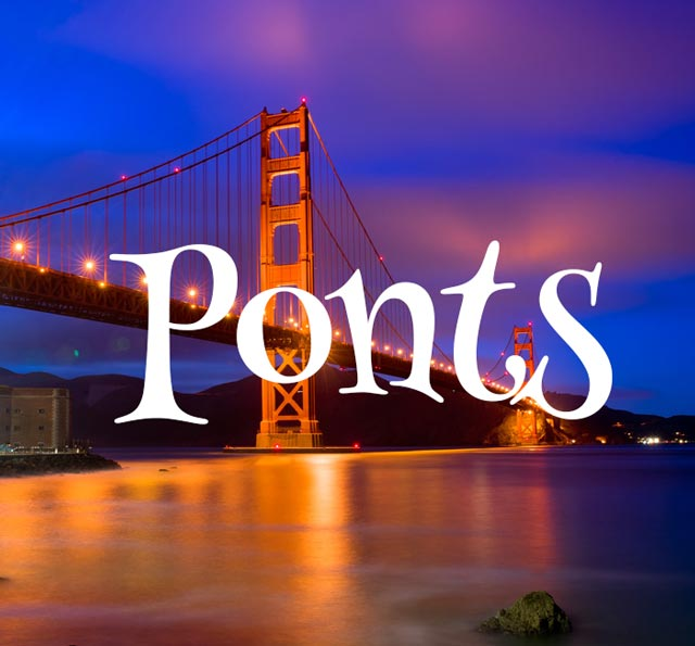 Concours Photo - Ponts