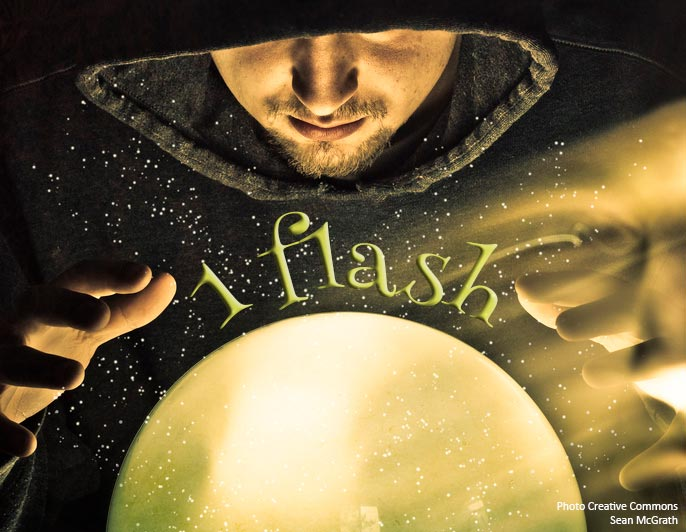 Concours Photo - 1 Flash
