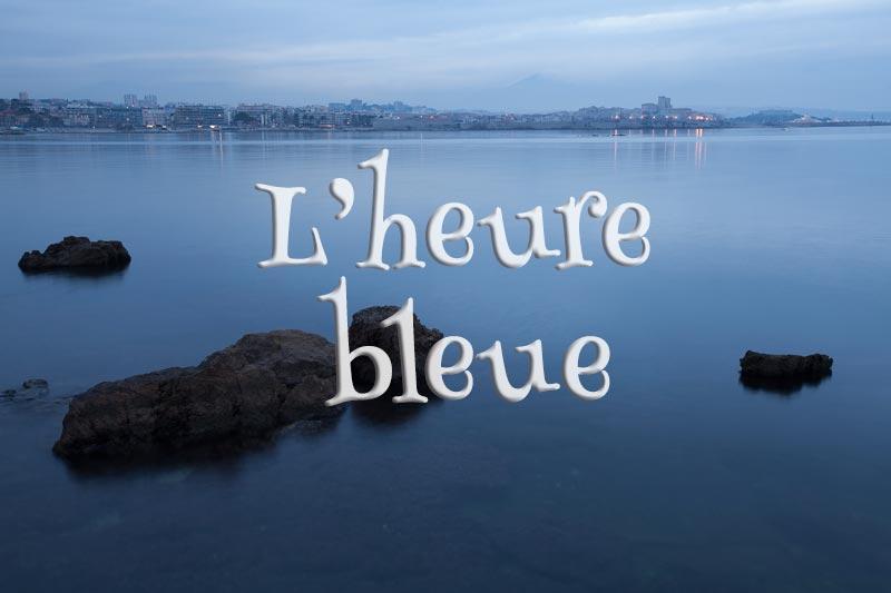 Concours Photo - L'heure Bleue