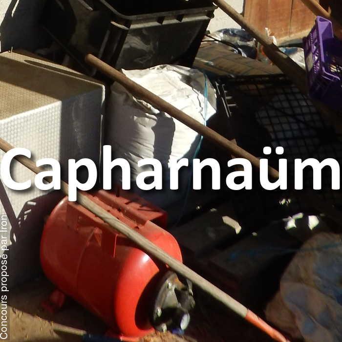 Concours Photo - Capharnaüm